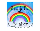 SMARTboard Rainbow Behavior Chart