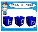 SMARTboard Roll a Word CVC Words