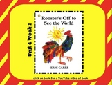 SMARTboard Rooster's Off to See the World Reading Street Unit 4 Week 1