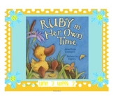 """Reading Street """"Ruby in Her Own Time"""" - SMARTboard - First Grade Unit 3 Week 2"""