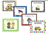 SMARTboard Scott Foresman Reading Street Unit 1 Story Bundle