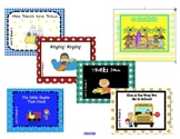 SMARTboard Scott Foresman Reading Street Unit 5 Story Bundle