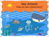 SMARTboard Sea Animal Measurement