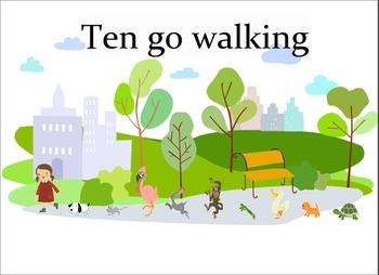 SMARTboard Ten Go Walking