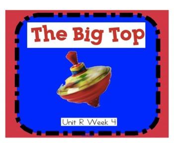 "Reading Street ""The Big Top"" SMARTboard First Grade Unit R Week 4"