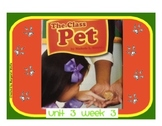 "Reading Street ""The Class Pet"" SMARTboard First Grade Unit 3 Week 3"