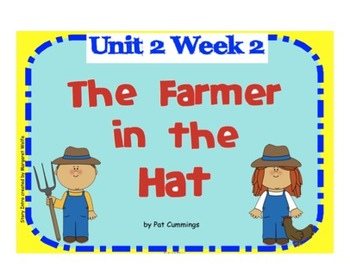"Reading Street ""The Farmer in the Hat"" SMARTboard 1st Grad"