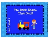 SMARTboard The Little Engine That Could Reading Street Unit 5 Week 4