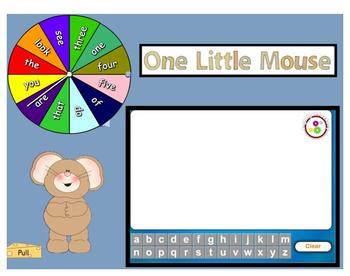 SMARTboard Unit 4 Reading Street Sight Word Practice
