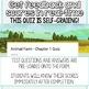 SMARTePlans Animal Farm Chapter 8 Quiz: Self-Grading Google Form