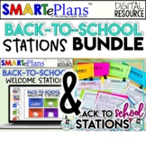 Back-to-School Stations - Digital & Traditional - Distance