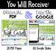 SMARTePlans Coordinating Conjunctions Task Cards (Digital Google & Traditional)