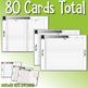 SMARTePlans Coordinating Conjunctions Task Cards (Google & Traditional Bundle)