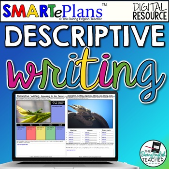 SMARTePlans Descriptive Writing Activities