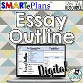 SMARTePlans Digital Essay Outline