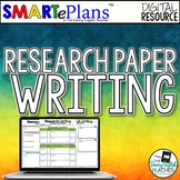 SMARTePlans Digital Research Paper Writing Unit for Google Drive