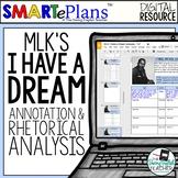 SMARTePlans Digital Rhetorical Analysis: MLK's I Have a Dream Speech