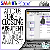 SMARTePlans Digital To Kill a Mockingbird Rhetorical Analysis