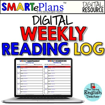 SMARTePlans Weekly Reading Log