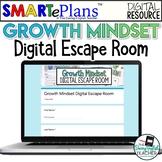 Digital Growth Mindset Digital Escape Room - Distance Learning