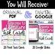 SMARTePlans Literature Task Cards (Digital Google & Traditional)