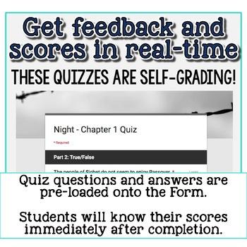 SMARTePlans Night Chapter 2 Quiz: Self-Grading Google Form