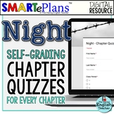 SMARTePlans Night Chapter Quizzes: Self-Grading Google Forms