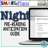 SMARTePlans Night Pre-reading Anticipation Guide in Google Forms