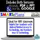 SMARTePlans Paraphrasing, Quoting, & Summarizing (Digital Google & Traditional)