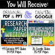 SMARTePlans Research Paper Writing Unit (Digital Google & Traditional)