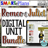 Digital Romeo and Juliet Teaching Bundle for Distance Learning