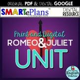 Romeo and Juliet Digital & Print Teaching Unit - Distance