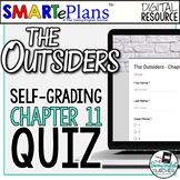 SMARTePlans Self-Grading The Outsiders Chapter 11 Quiz