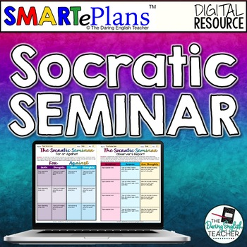SMARTePlans Digital Socratic Seminar Google Drive Resource