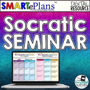 SMARTePlans Digital Socratic Seminar Google Drive Resource