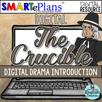 SMARTePlans The Crucible Drama Introduction for Google Drive