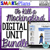SMARTePlans To Kill a Mockingbird Digital Teaching Bundle