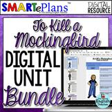 To Kill a Mockingbird Digital Teaching Bundle - Distance Learning
