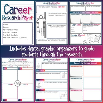 Research paper careers