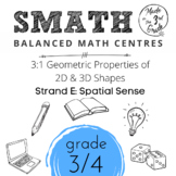 SMATH 3:1 Geometric Properties of 2D Shapes