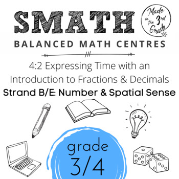 SMATH 4:2 Exploring Units of Time