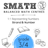 SMATH Unit 1:1 Representing Numbers (Split Grade Resource 3/4)