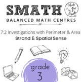 SMATH Unit 7:2 Investigations with Perimeter and Area (Single Grade Resource 3)