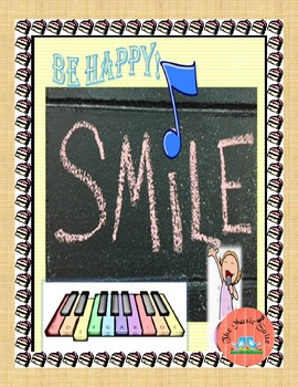 SMILE ACTIVITIES!!!  Songs, movement games, and facts for any classroom!