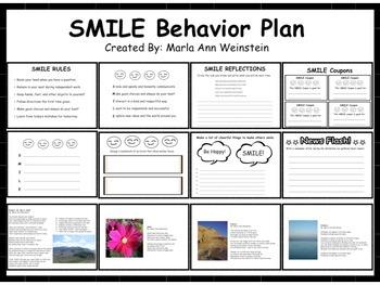 SMILE Behavior Plan