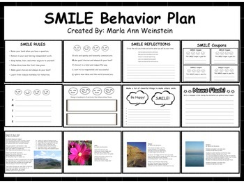 SMILE Behavior Plan