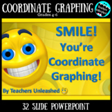 Coordinate Graphing PowerPoint Lesson