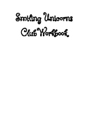 SMILING UNICORNS WORKBOOK