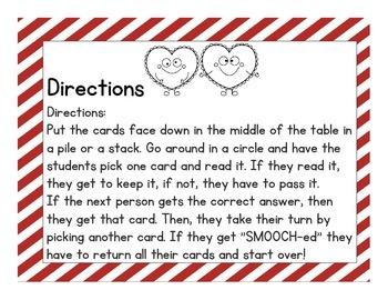 SMOOCH!   3rd 100 Fry Phrases