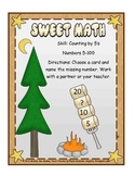 SMORE MATH Counting by 5's and 10's Missing Numbers